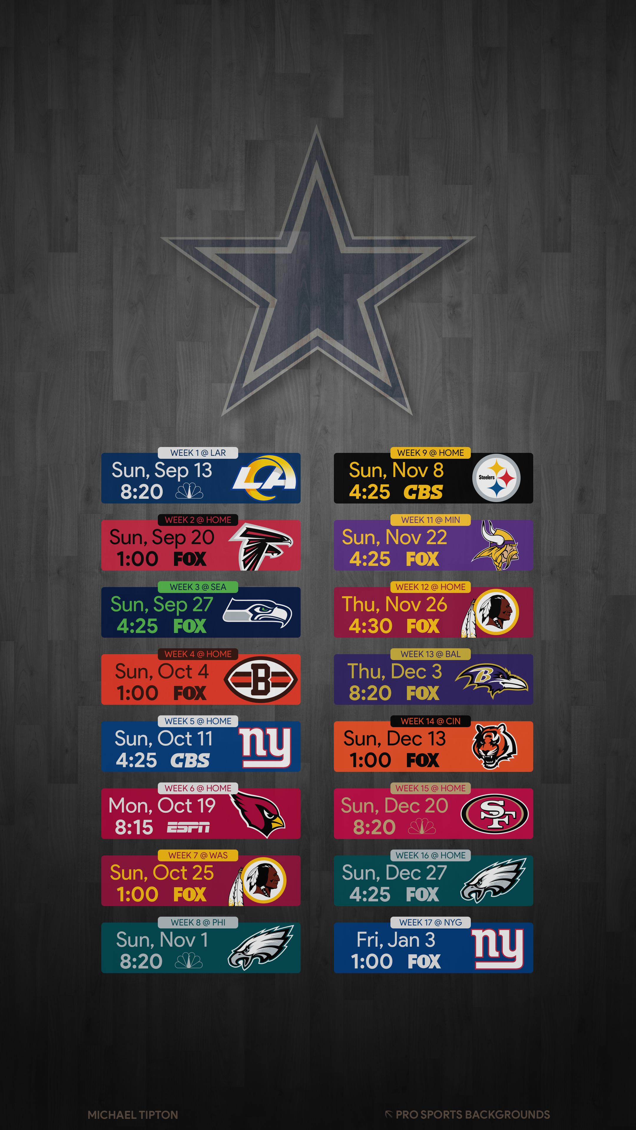 Pin By Tany Nieto On Da Boyz In 2020 Dallas Cowboys Wallpaper Dallas Cowboys Dallas Cowboys Schedule