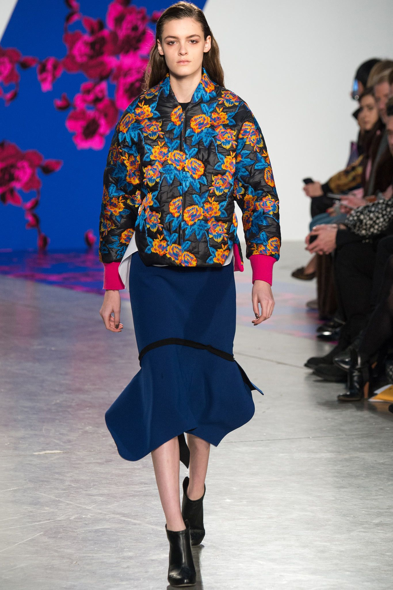 Thakoon FallWinter 2014-2015 Collection – New York Fashion Week