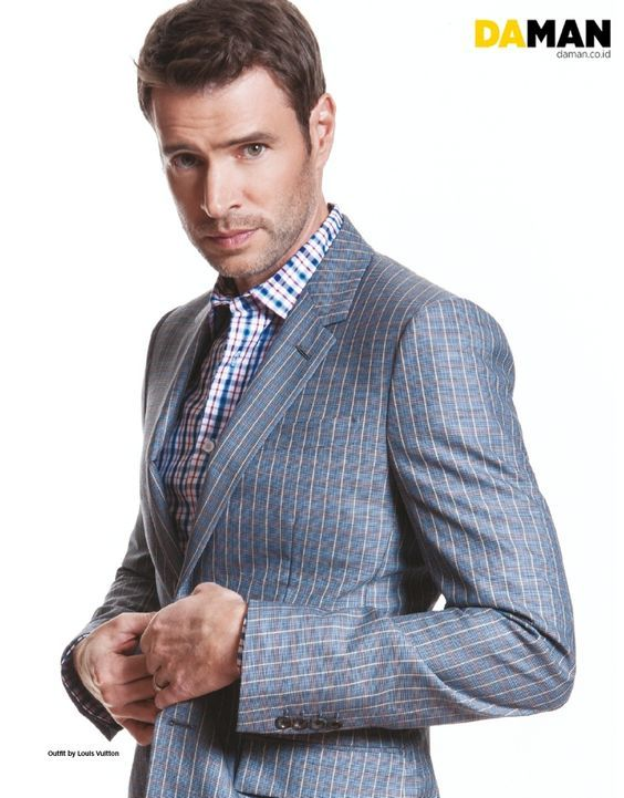 Scott - So Hott!...............Scott Foley aka Jake Ballard on #Scandal for Da'Man -D'Reggaemuffin: