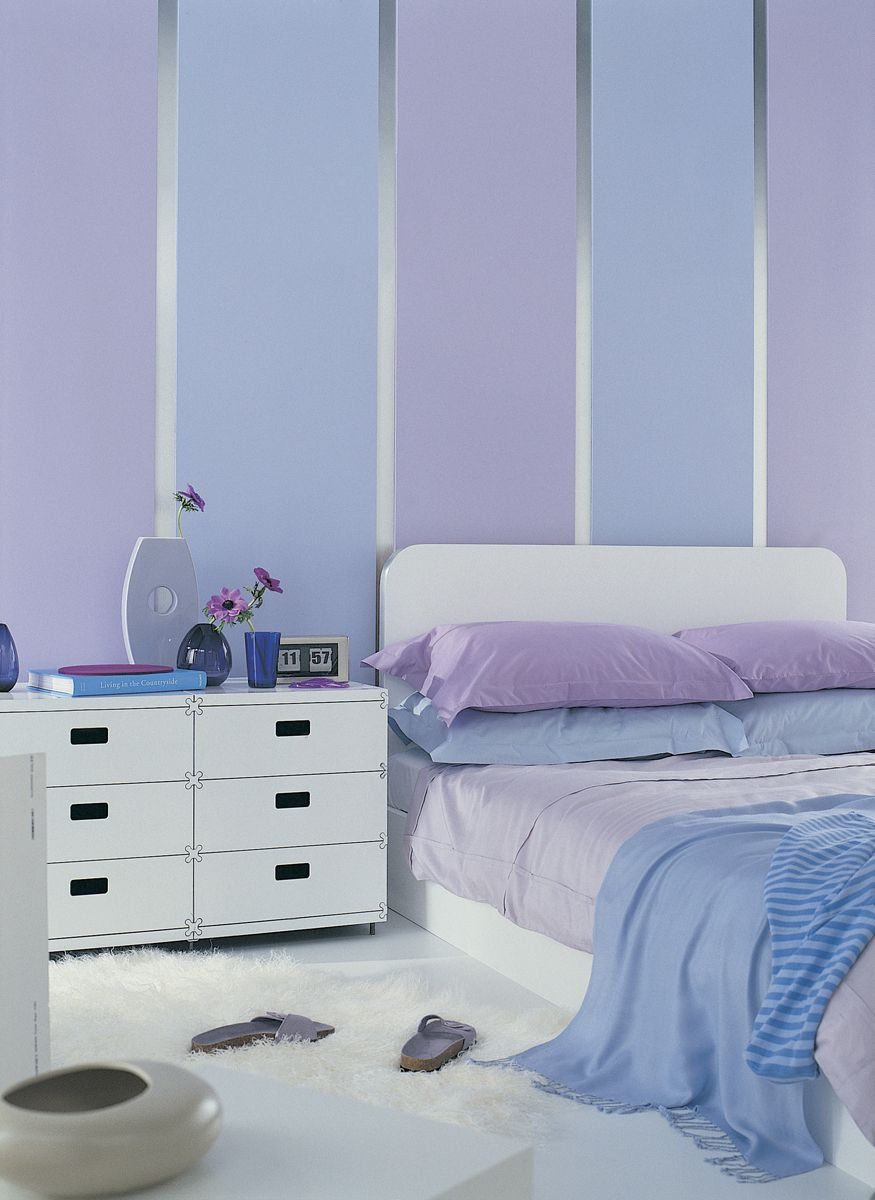 Combining Levis Mix Clear Blue With Clear Purple Purple Room