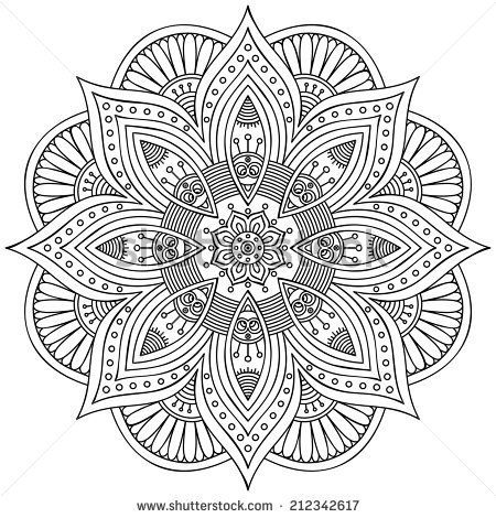 mandala patterns - Yahoo Image Search results | tattoos and ...