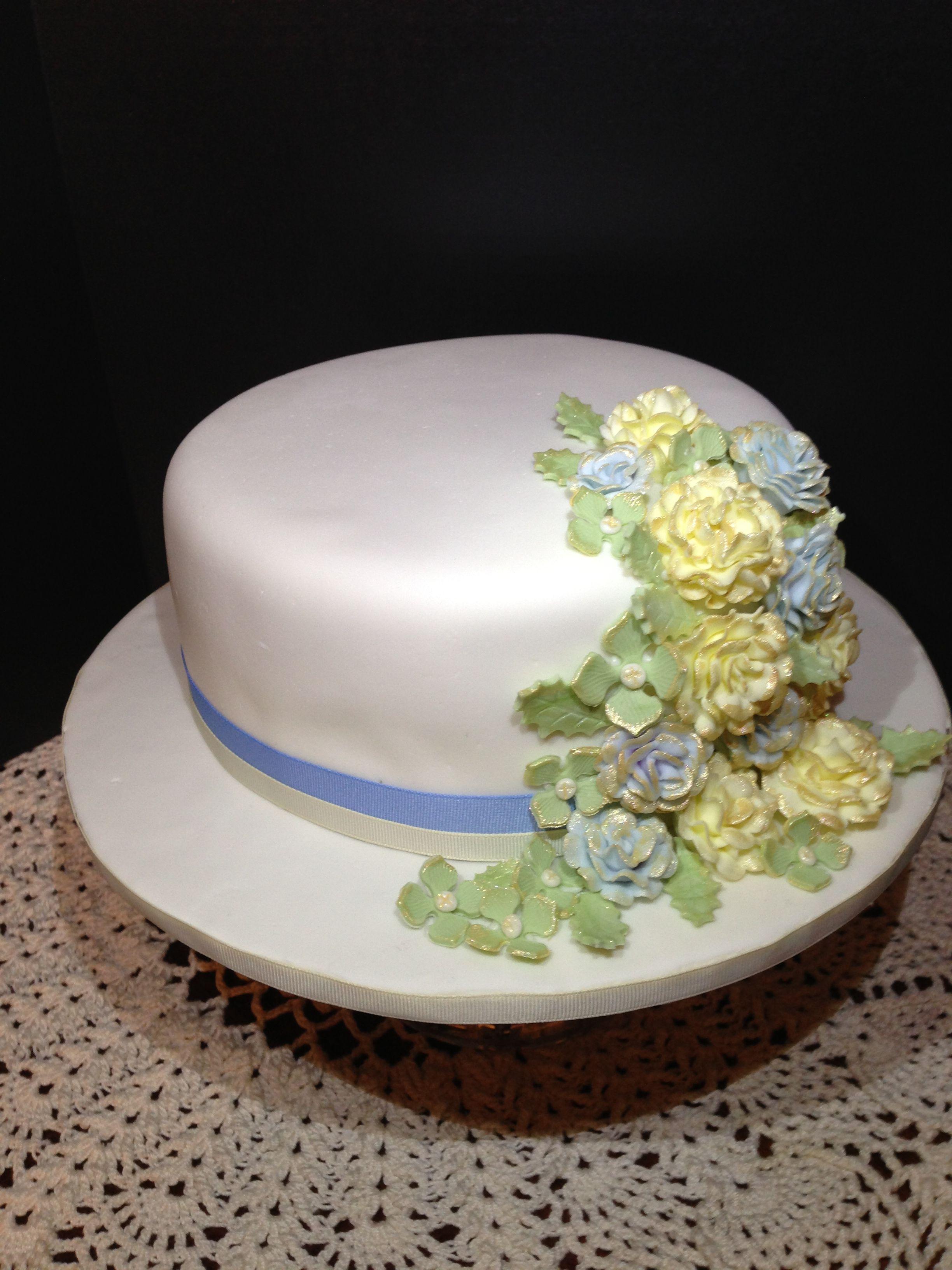Épinglé par Jennifer Willard sur My Cakes