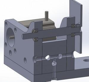 Paso 22: El Cuarto eje (diseño) | Lathe and CNC