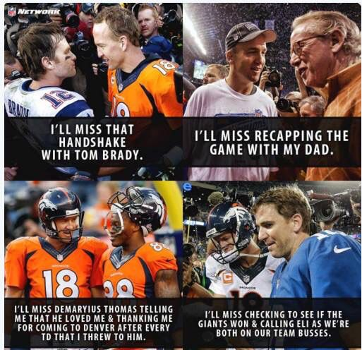 Cried Through Most Of His Speech Broncos Football Broncos Players