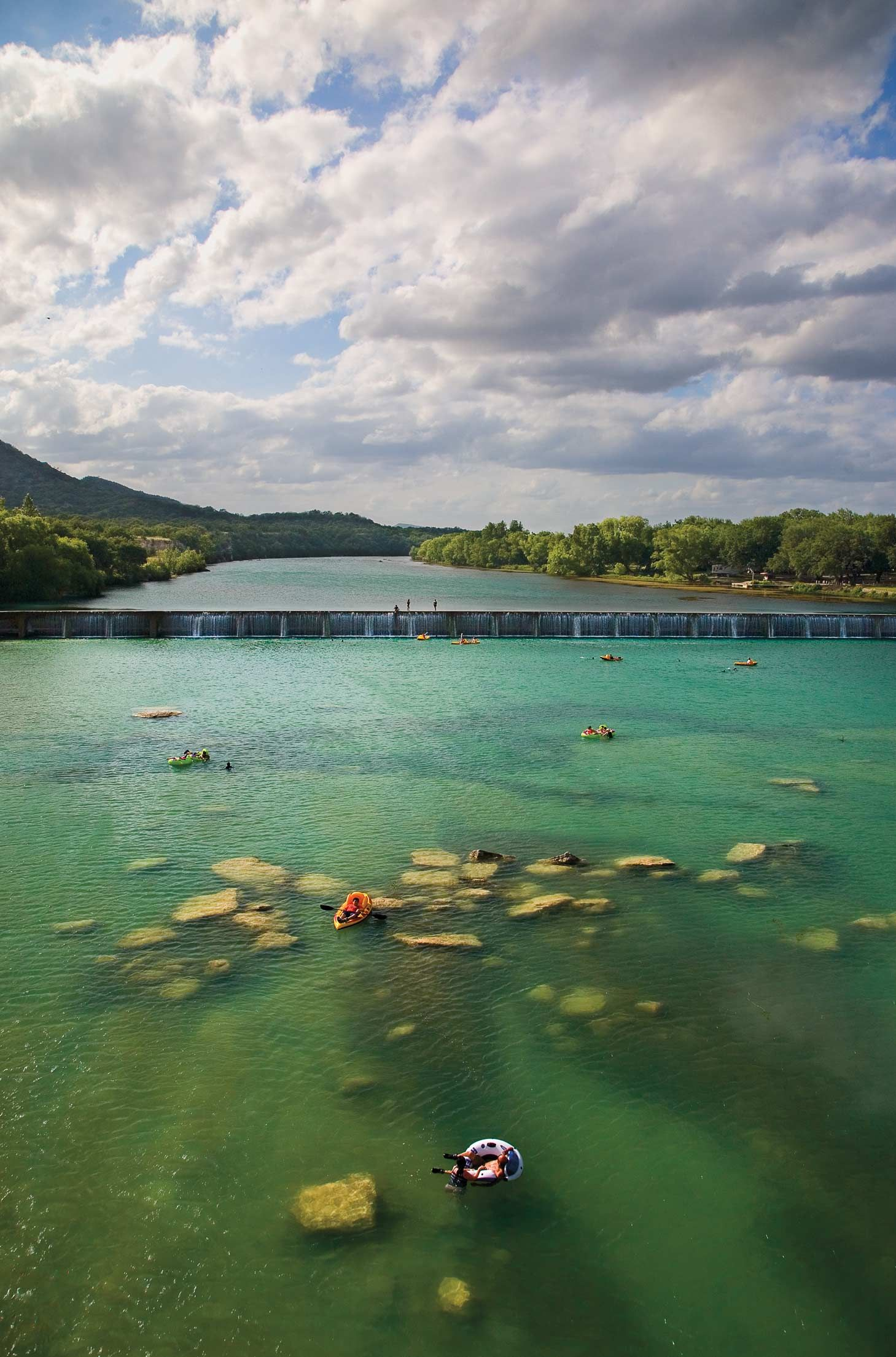 Find Rustic Relaxation On The Nueces River At Camp Wood In The Hill Country Texas Highways Camping Places Walking In Nature Camping Locations