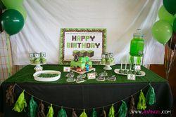 "Minecraft / Birthday ""Apollo's 8th Birthday - Minecraft"" | Catch My Party"