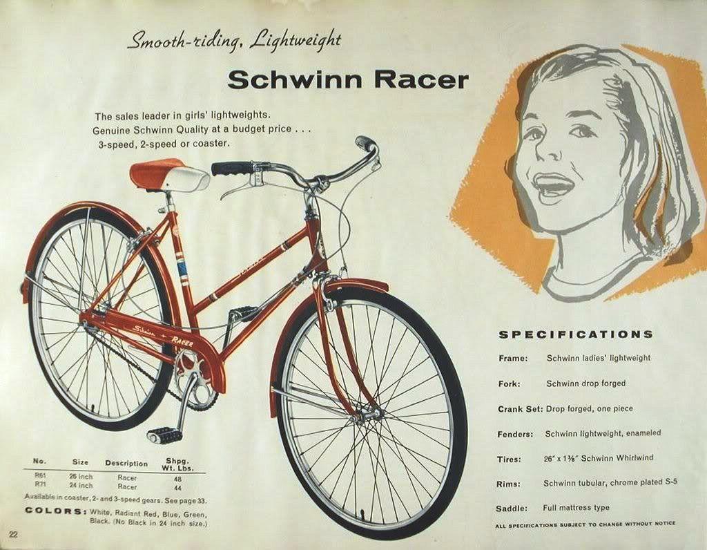 Dating Schwinn fietsen