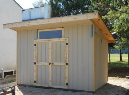 Storage Shed With Shed Roof Google Search Flat Roof Shed Storage Shed Plans Diy Shed