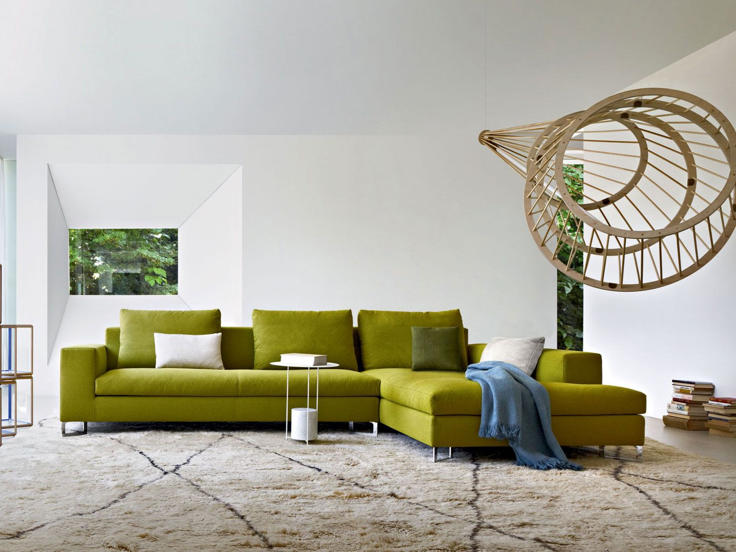 Sectional Upholstered Fabric Sofa Large By Molteni C Design Ferruccio Laviani Living Room Design Decor Furniture Large Sectional Sofa C shaped living room