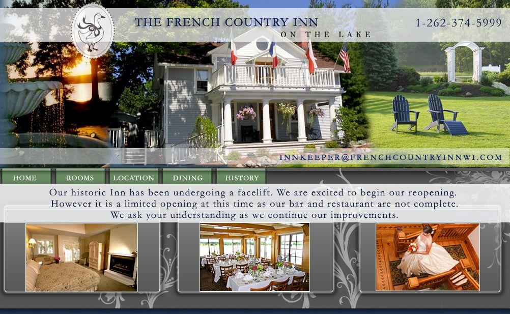 French Country Inn on the Lake Lake geneva wisconsin