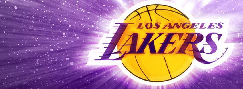 Los Angeles Lakers Logo Fb Cover Photo Times De Basquete Nba Basquete