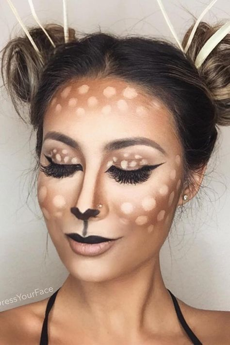 Halloween makeup ideas are extremely versatile and sometimes it becomes difficul… – Schönheit