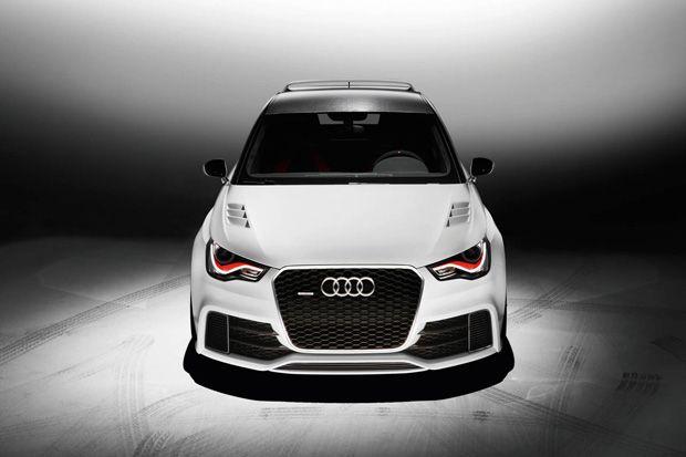 Audi A1 Clubsport Quattro Worthersee Und Inste