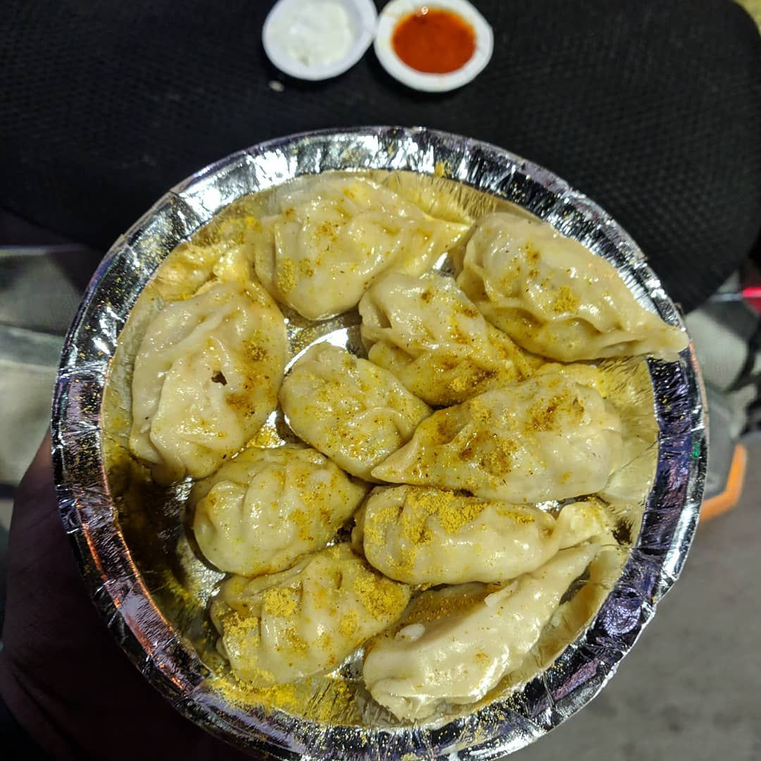 Image result for street style paneer momos