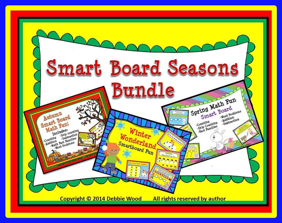 Smartboard math seasons bundle autumn winter spring math smart board seasons bundle autumn winter spring includes 184 slides to help pooptronica Images