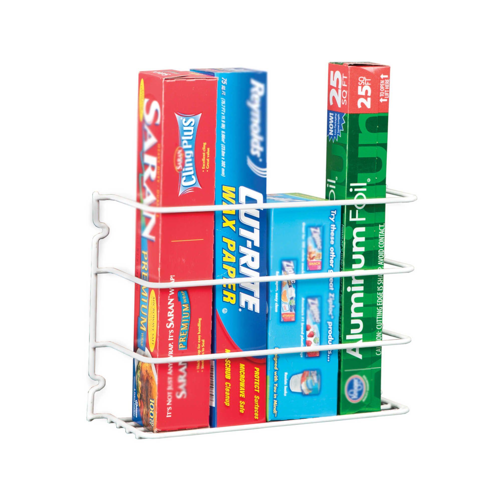 SALT™ 3-Tier Cabinet Wire Rack in White | Organizing | Pinterest ...