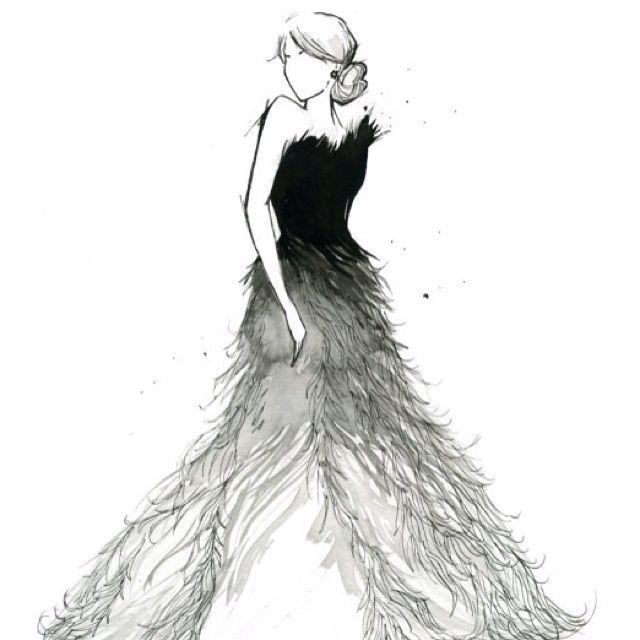Black swan dress plll