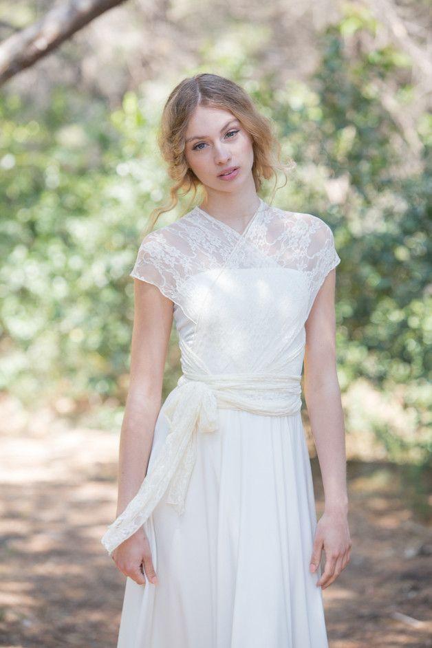vestidos de novia - vestido de novia romántico, vestido encaje crudo