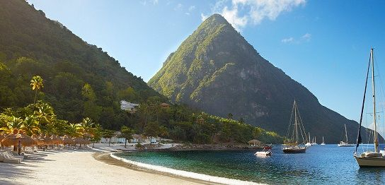 Sugar Beach All Inclusive St Lucia Honeymoon Resort