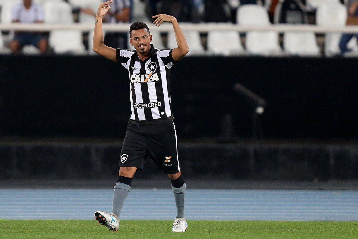 5 RODRIGO LINDOSO Botafogo, Botas