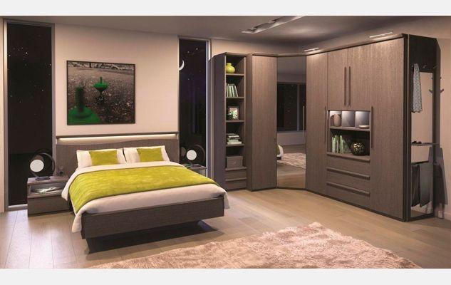Armoires DAngle Pluriel  Meubles Clio  Design Chambre