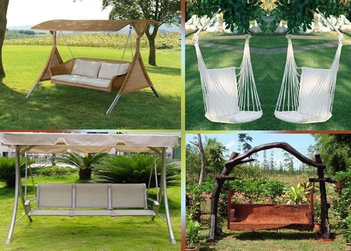 Garden Swings   Love It!