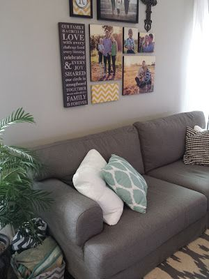 costco picture canvas alternative instead of traditional picture frames