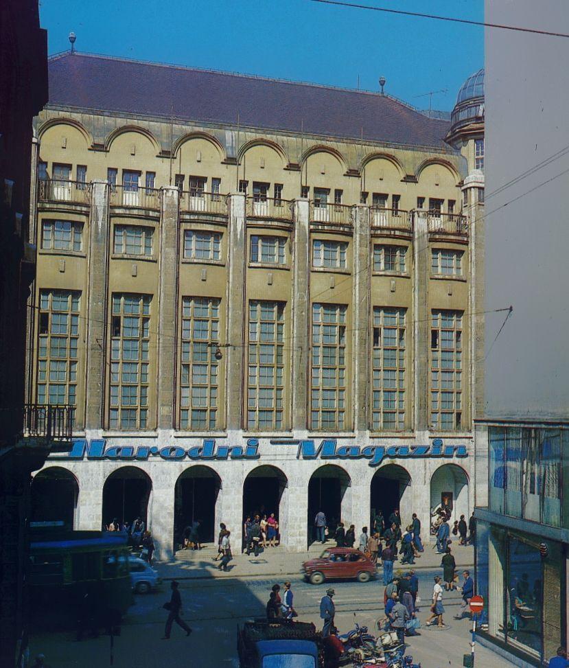 Zagreb 1983 Ilica Nama Zagreb Croatia Zagreb Croatia