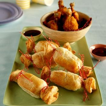 Mini chicken drumsticks appetizers and snacks pinterest food mini chicken drumsticks forumfinder Choice Image