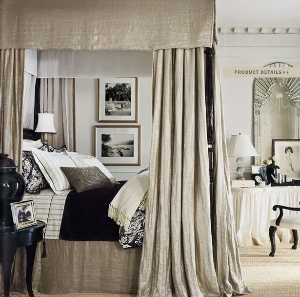 Our Ralph Lauren Bedding From The Mayfair Collection