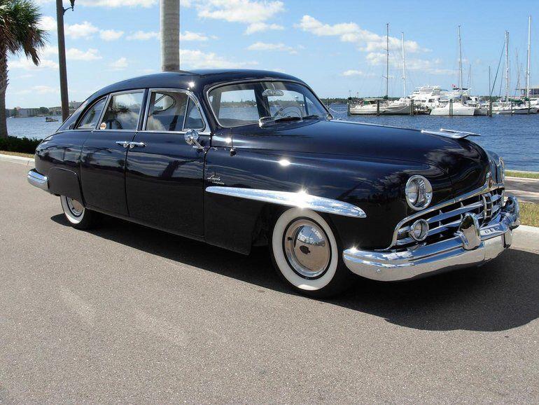 1949 Lincoln Cosmopolitan Fastback Sedan in 2020 Sedan