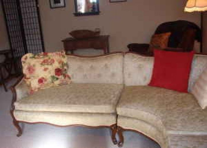 Superb Queen Anne Couch And Loveseat Antique Queen Ann Sectional Bralicious Painted Fabric Chair Ideas Braliciousco