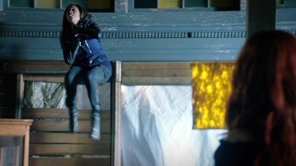 Eeny, meeny, miny, moe, can Katrina's witchcraft kill her foe? #sleepyhollow