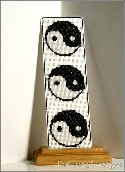 Yin Yang Moon Lesezeichen Lesezeichen lang Chian Statement Handarbeit Fashion Lesezeichen f/ür Frauen MT129