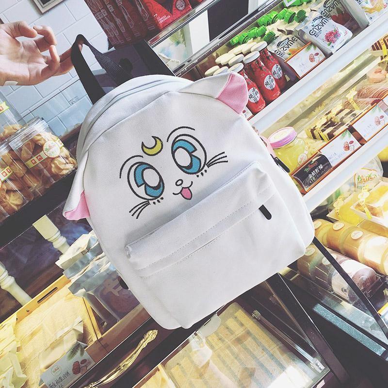 Sailor Moon Backpack in 2020 Girls bags, Bags, School