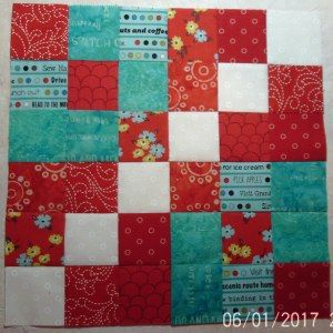 Christy Miller's The Princess and the Pea, Children's Library Quilt