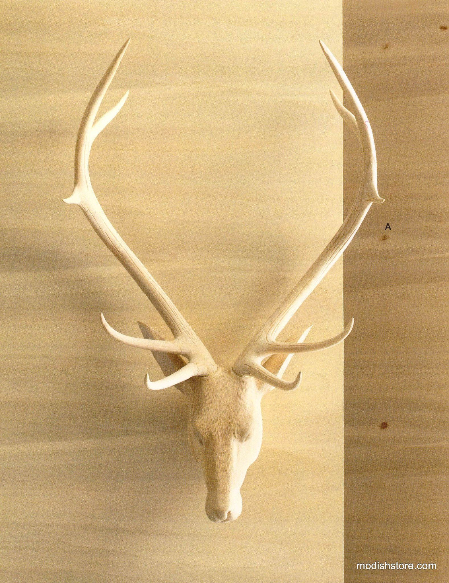 Roost Carved Wood Noble Stag- | Products | Pinterest | Carved wood ...