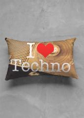 VIDA Statement Clutch - TECHNO by VIDA 40Z37SFN