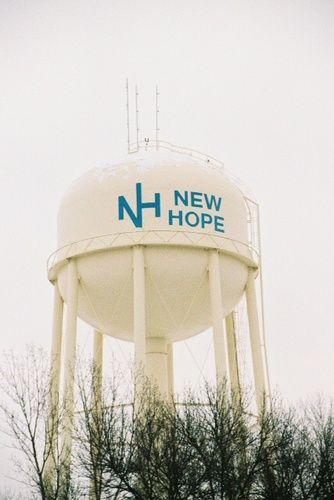 Panoramio Photo Of New Hope Water Tower 2 New Hope Water Tower Minnesota Water