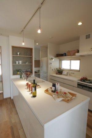 Ii型キッチン おしゃれまとめの人気アイデア Pinterest Sana Nakami