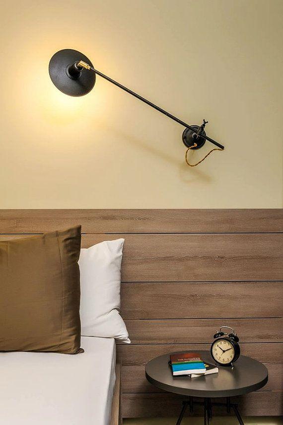 Schon Wandleuchte Wandlampe Lampe Arbeiten In Von LightCookie Auf Etsy