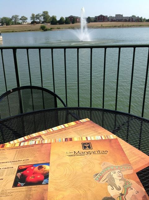 Las Margaritas Local Mexican Restaurant With Fantastic Patio Overlooking Lake Located On The South