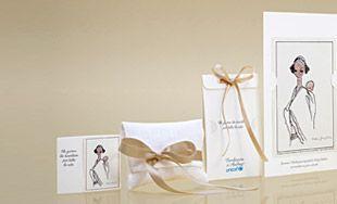 Linea Audrey Bomboniere E Partecipazioni Solidali Unicef Bomboniere Battesimo Matrimonio