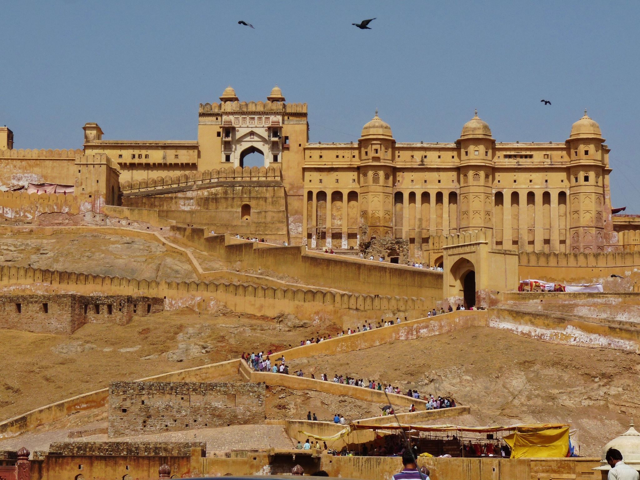 Amber Fort Jaipur Rajasthan India Most Beautiful Places In The World Pinterest