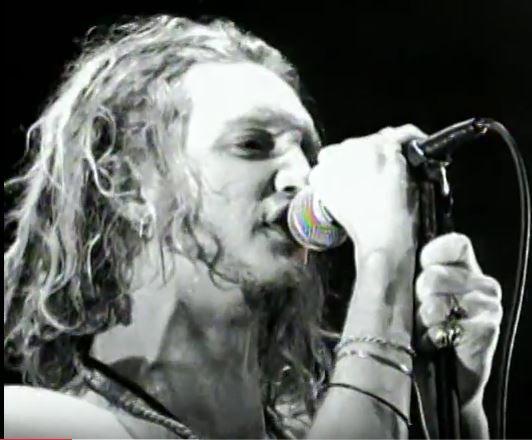 Bleed The Freak Promo Alice In Chains Singer Layne Staley