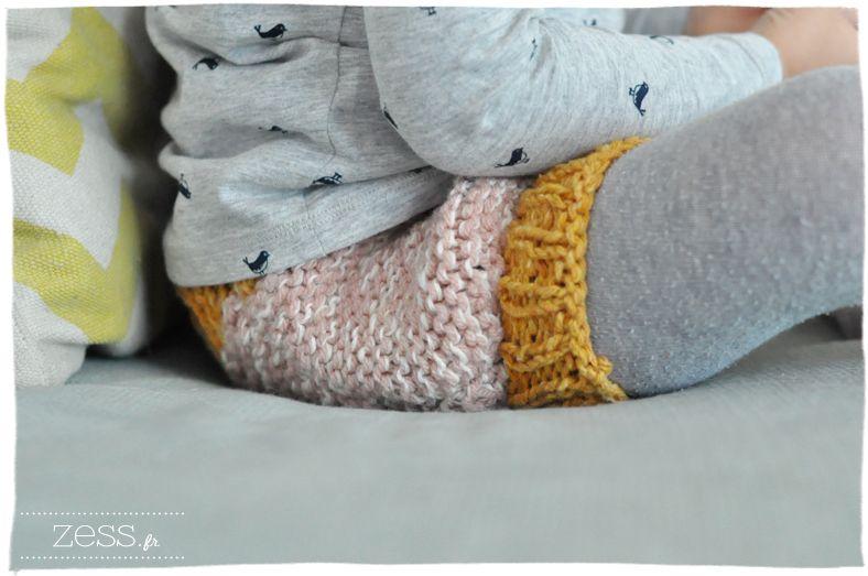 DIY   Bloomer au tricot   mini look · zess.fr 4dc58780055a