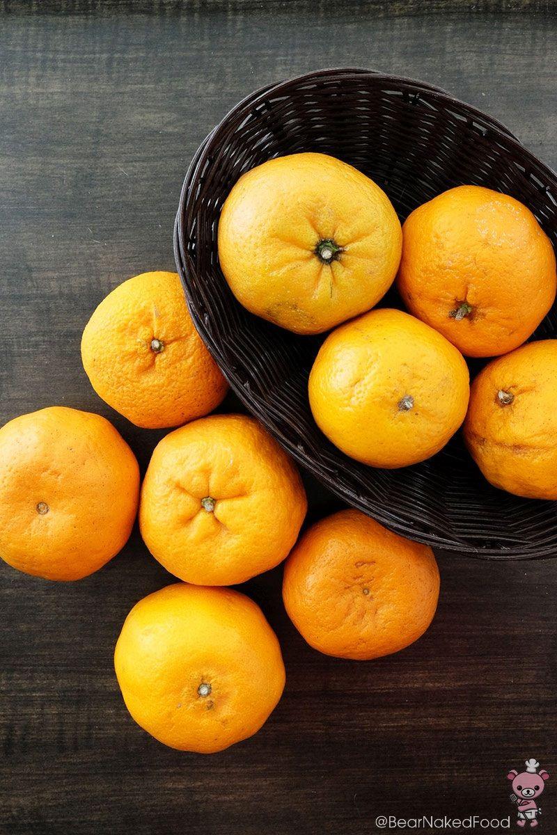 Candied Mandarin Orange Peel - Bear Naked Food