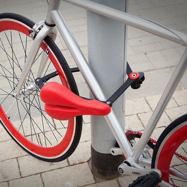 Seatylock Trekking Seat Bike Lock Napady Bicycle Lock Bike