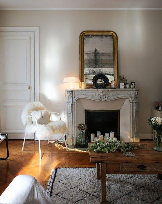 Audrey, Paris 5ème - Inside Closet Deco maison Pinterest