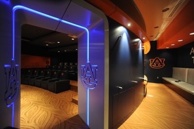 Auburn Football Camps Stadium Design Sports Decorations